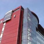 Cluj-Napoca -Sigma Center -pereti cortina