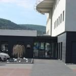 Cluj-Napoca -cladirea ISDC -usa automata glisanta